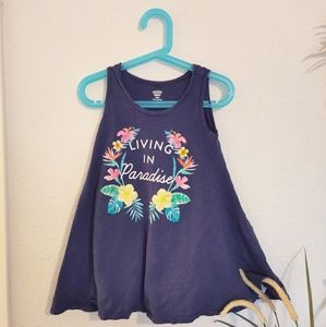 Girl's Size 4T Summer Old Navy Dress